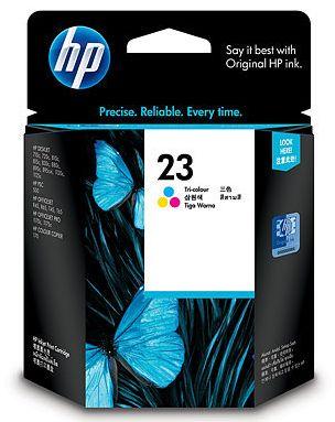 tusz HP C1823D