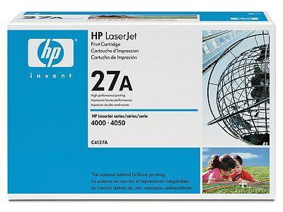 toner HP 27A C4127A