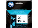 tusz HP C6614D