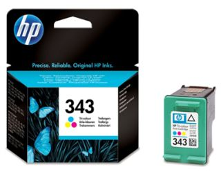 tusz kolorowy HP 343 C8766E
