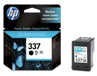 czarny tusz HP 337 C9363E