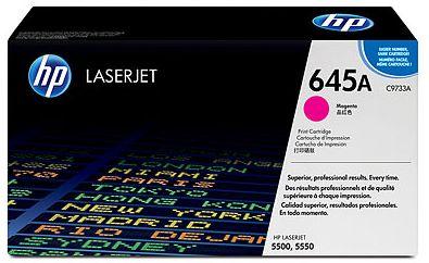 toner magenta HP 645A C9733A