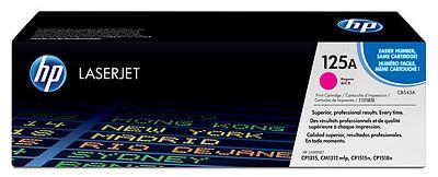 toner magenta HP 125A CB543A