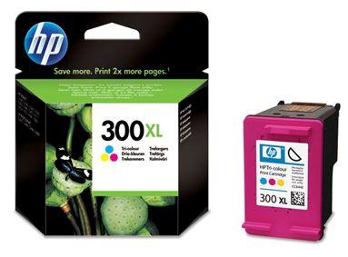 tusz kolorowy HP 300XL CC644E
