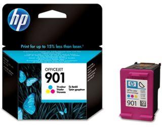 tusz kolorowy HP 901 CC656A