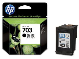 czarny tusz HP 703 CD887A