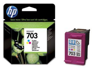 tusz kolorowy HP 703 CD888A