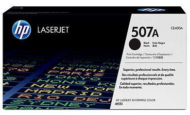 czarny toner HP 507A CE400A