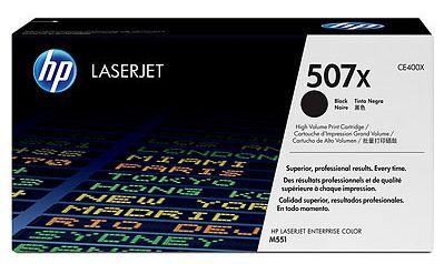 czarny toner HP 507X CE400X