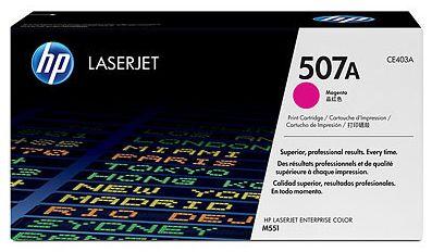 toner magenta HP 507A CE403A