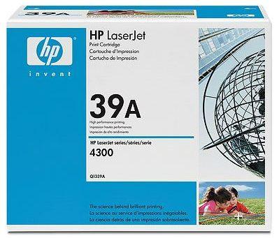 toner HP 39A Q1339A