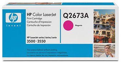 toner magenta HP 309A Q2673A