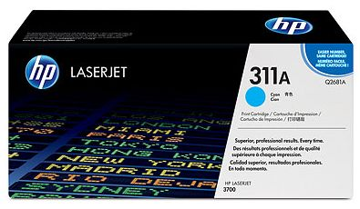 toner cyan HP 311A Q2681A