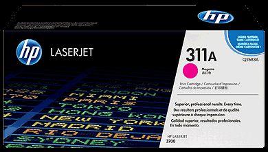 toner magenta HP 311A Q2683A
