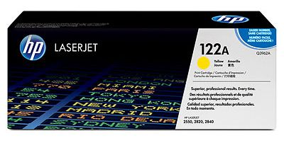toner yellow HP 122A Q3962A