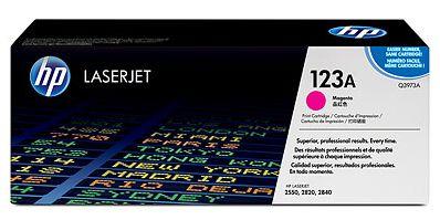 toner magenta HP 123A Q3973A