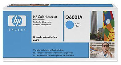 toner cyan HP 124A Q6001A