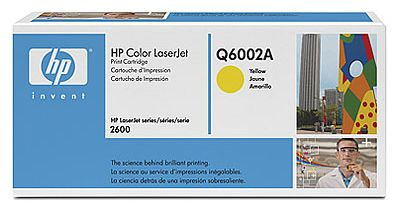 toner yellow HP 124A Q6002A