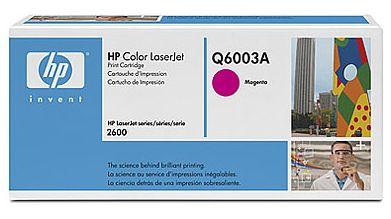 toner magenta HP 124A Q6003A
