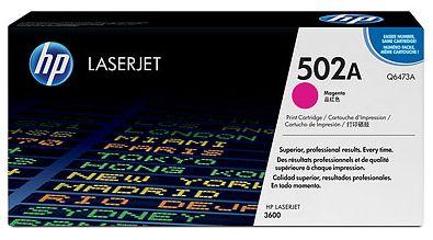 toner magenta HP 502A Q6473A