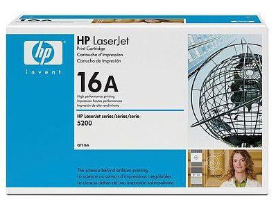 toner HP 16A Q7516A