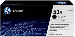 toner HP 53A Q7553A