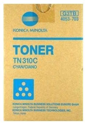 toner cyan Konica Minolta TN-310C, 4053-703