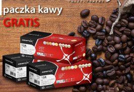 Kawa GRATIS do 2 tonerów ASARTO